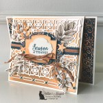 Gather Together with Forever Fern Fun Fold Card for the Pals Blog Hop