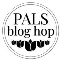 Eden's Garden Slimline Calendar Card for the Pals Blog Hop