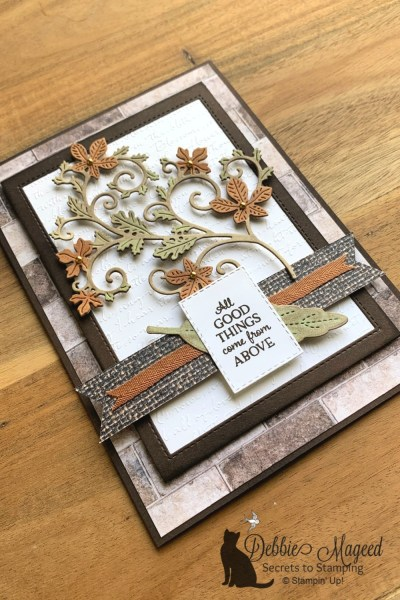 Autumn Goodness Stamp Set with Stampin' Up!