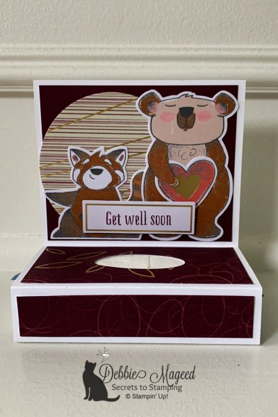 Beary Comforting Paper Pumpkin Kit by Stampin' Up!
