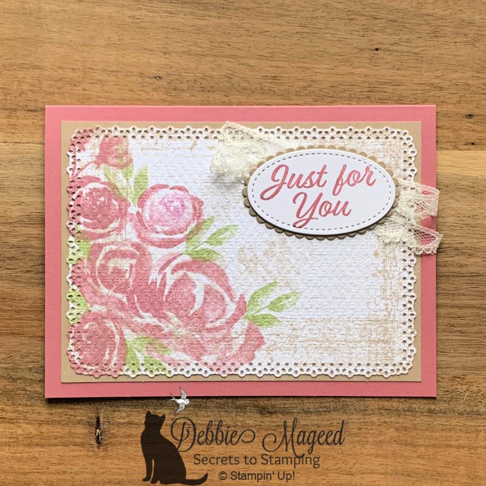 Beautiful Friendship All Occasion Card for Cardz 4 Galz