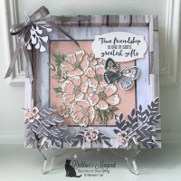 Butterfly Brilliance Frame by Stampin