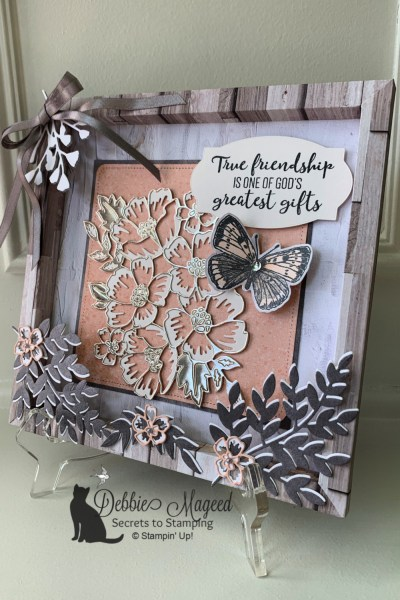 Butterfly Brilliance Frame by Stampin' Up!