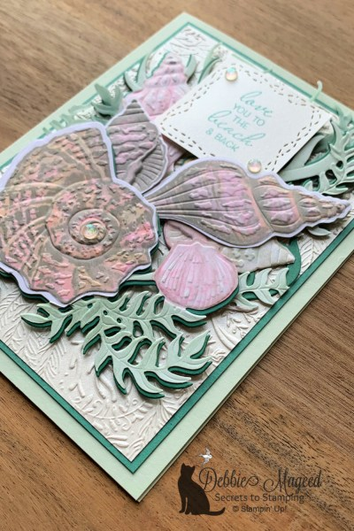 Friends Are Like Seashells Bundle by Stampin' Up!