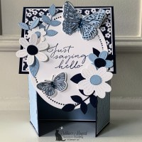 Double Dutch In Bloom Card by Stampin