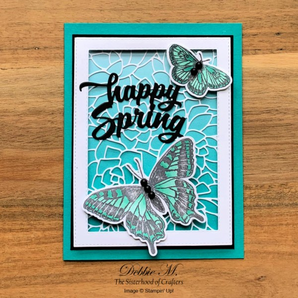 Spring Card by Secrets To Stamping