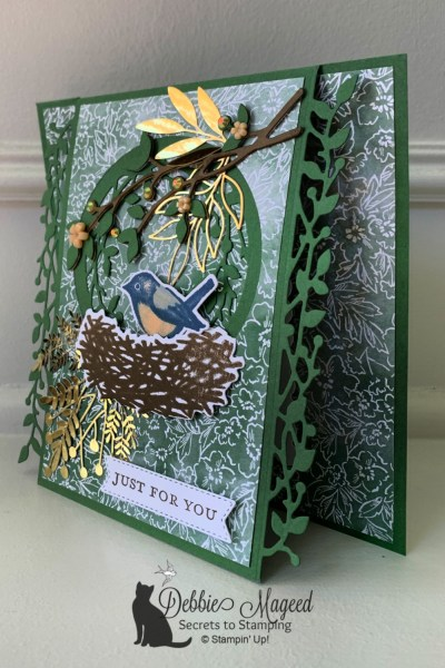 Birds & Branches Card by Secrets To Stamping