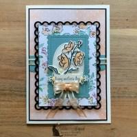 Color & Contour Sneak Peek Card for Cardz 4 Galz