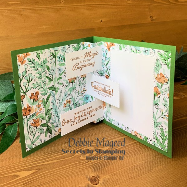 In Your Words Birthday Card by Secrets To Stamping