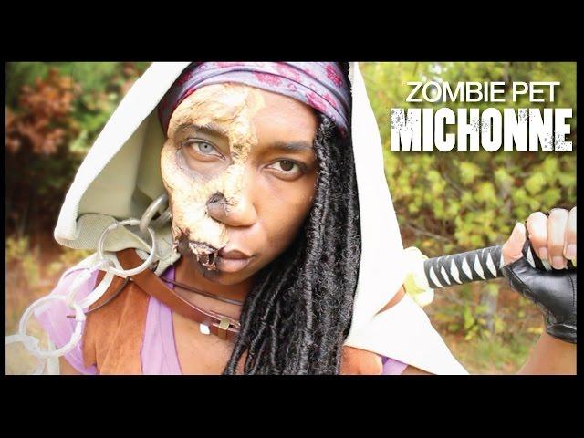 zombie-pet-michonne-naptural85