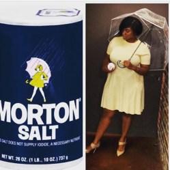 Morton Salt Logo Lady