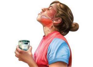 Народные методы лечения боли в горле