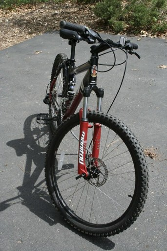 Bike Front Suspension