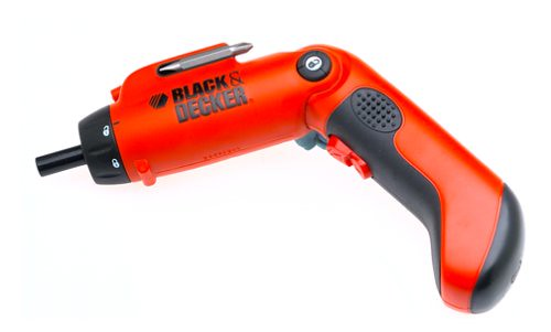 A Variable Cordless Screwdriver
