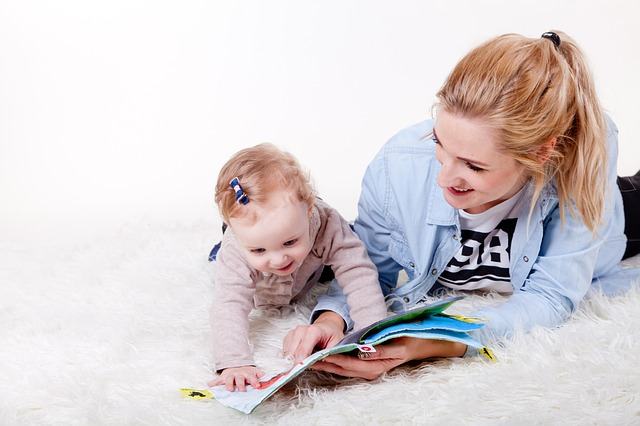 Teach My Child To Read: A young child has a natural curiosity on what is happening around them. They are intrigued by the printed texts they see, and with a little help by their parents, they soon recognised the letters and their sound.