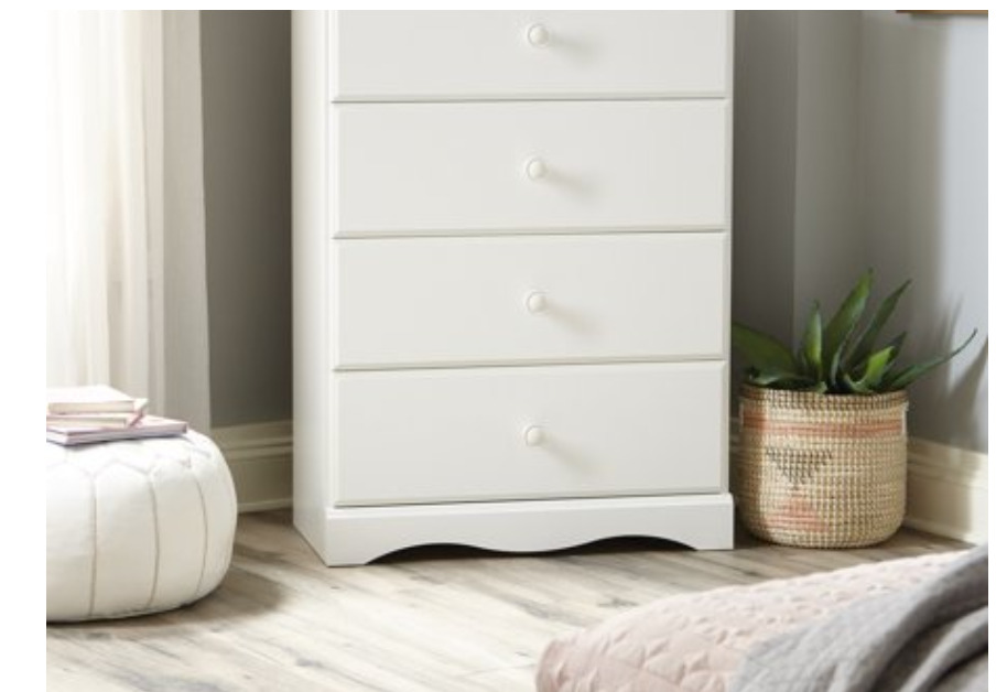 Small Space Furniture: A drawer dresser
