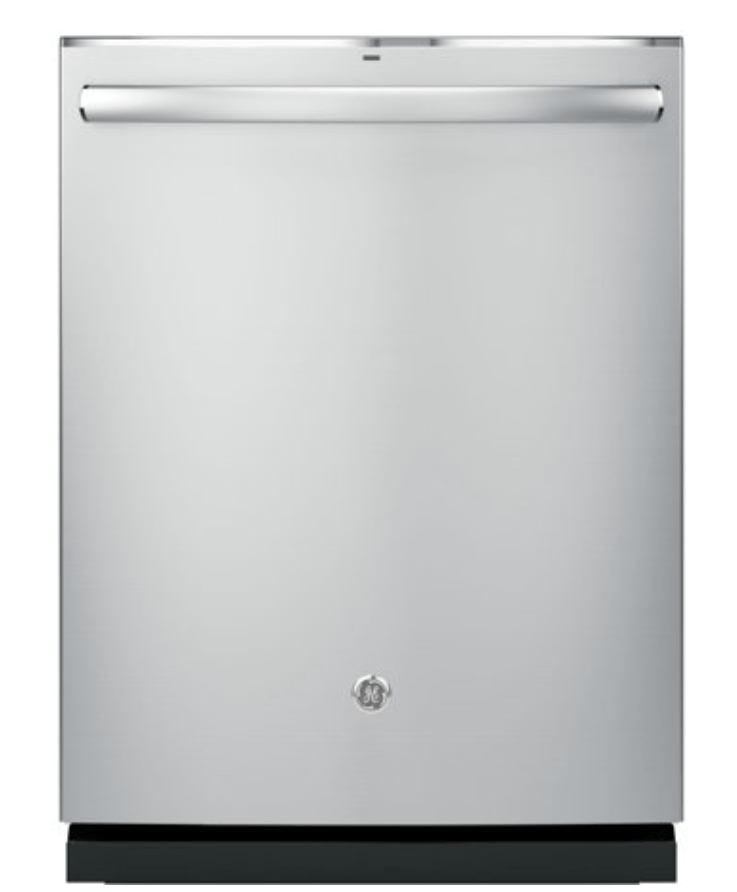 A integrated dishwasher