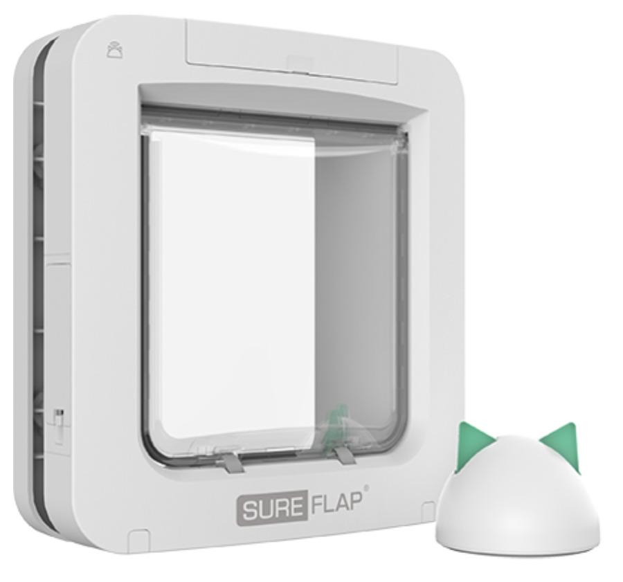Smart Pet Gadgets: A microchip pet door connect + hub