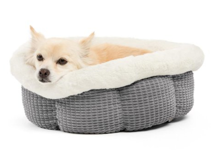 New Puppy Checklist: A cuddle cup pet dog bed