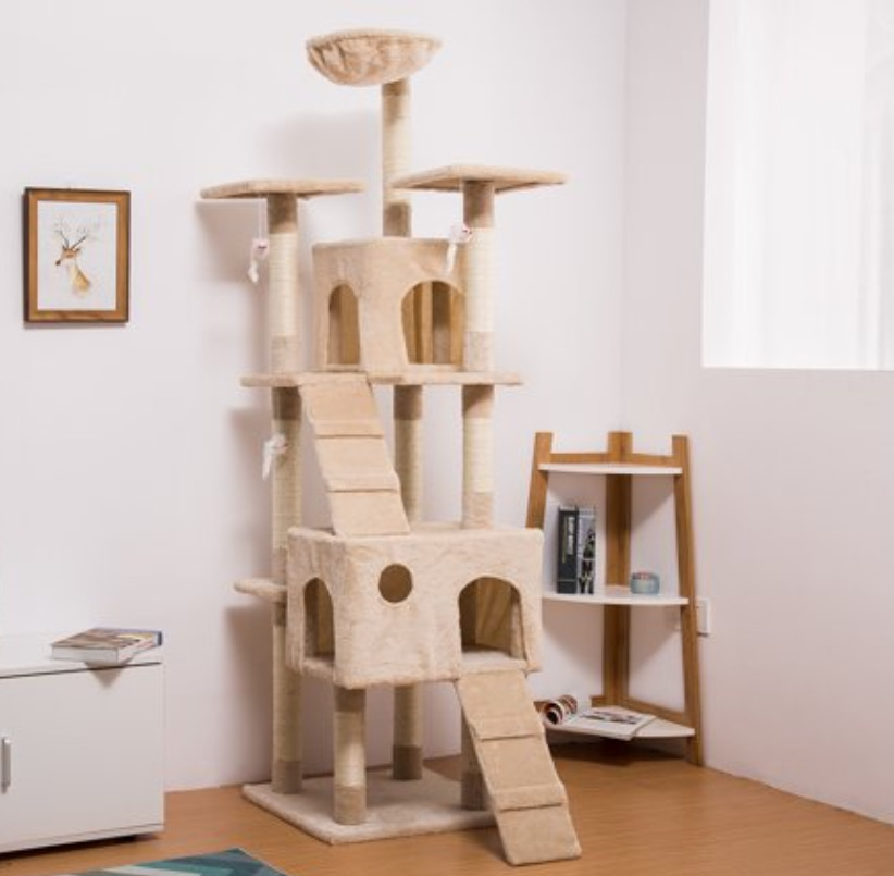 Cat Supplies: Cat toys and furniture