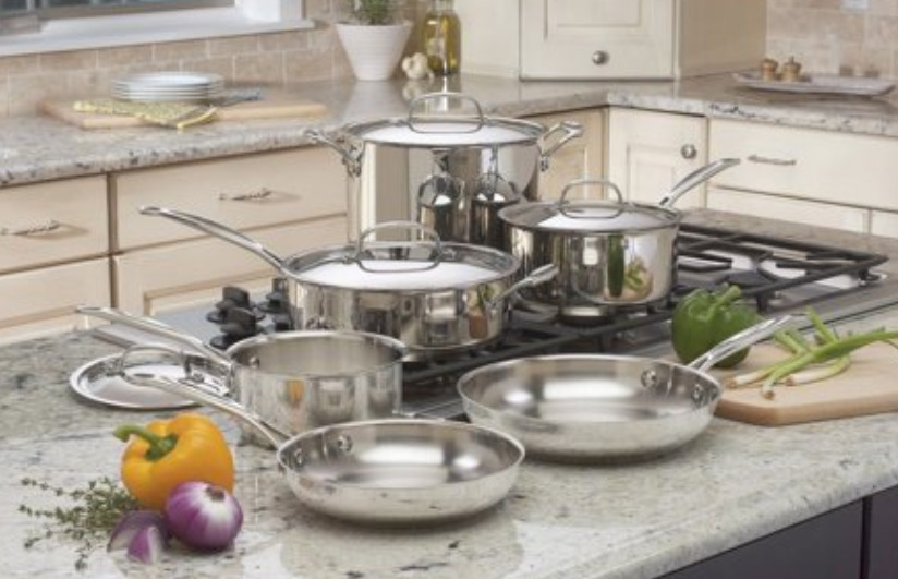 Cuisinart Chef's Classic Stainless Steel Set