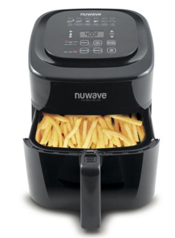 Nuwave Brio 6-Quart Digital Air Fryer