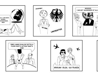 Politische Impressionen – Wikileakential