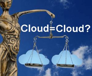 Umgesetzter Datenschutz in der Public Cloud