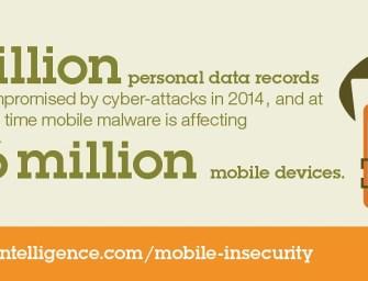 Neue IBM Studie: zu viele Sicherheitslücken in mobilen Apps und Geräten