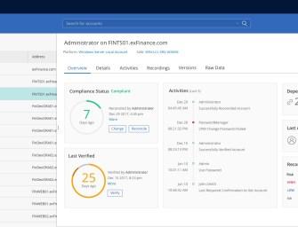 CyberArk stellt Version 10 seiner Privileged Account Security vor