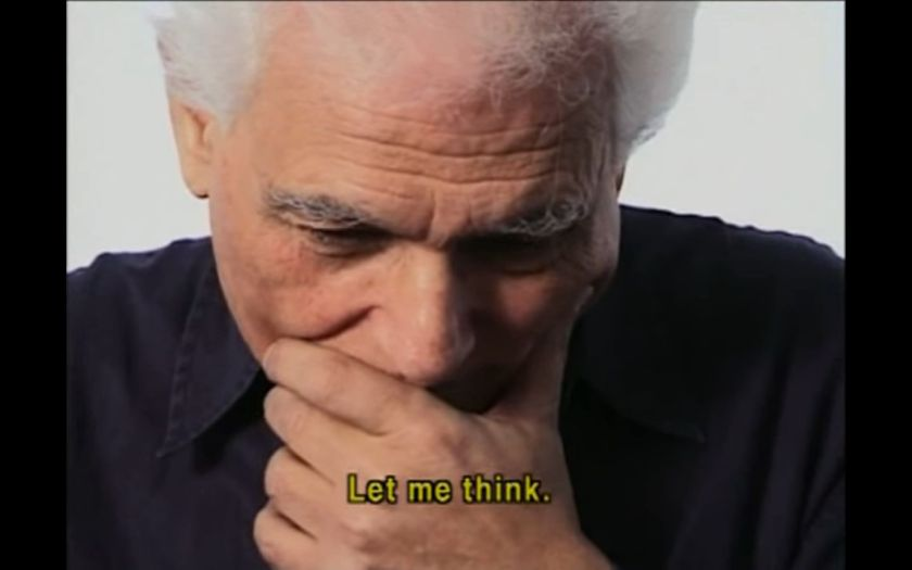 Derrida, de Kirby Dick et Amy Ziering