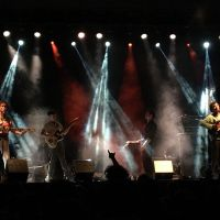 The Parrots, Festival Mad Cool à Madrid, mercredi 10 juillet 2019.