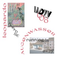 Augenwasser / Leopardo (We Don't Make It Records)