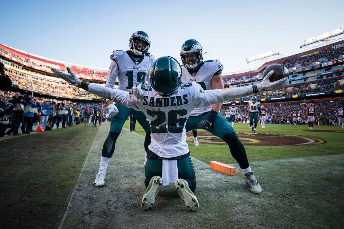 Miles Sanders deserves more from the Philadelphia Eagles
