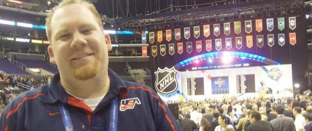 NHL Draft – Jer at the Draft (banner)