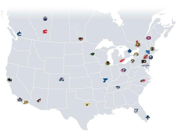 NHL map relocation