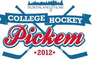 College Hockey Pickem banner