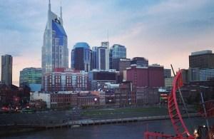 Nashville skyline (Sarah Fuqua)