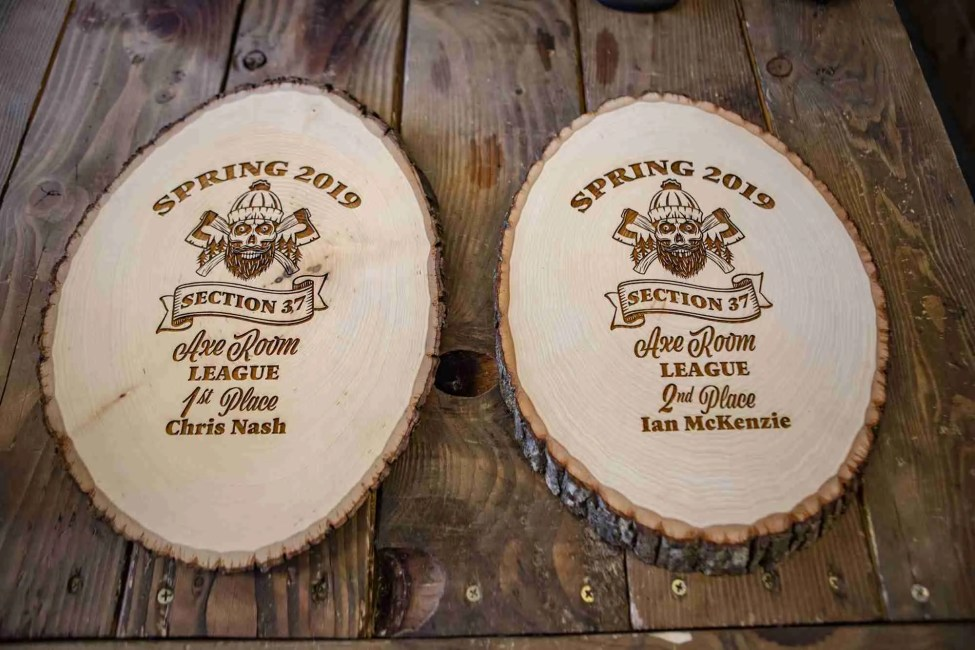 Things to Do Axe Throwing Team Building Boise Nampa Caldwell Meridian Section 37 Precision Team Sports
