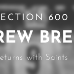 Drew Brees Returns to New Orleans