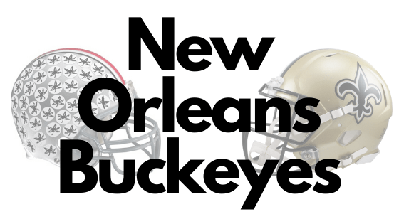 New Orleans Saints draft more Buckeyes than any other team