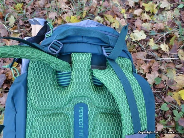 Kelty Redwing 50 Backpack Review  Section Hikers