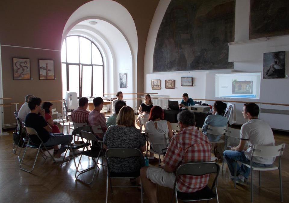 """Seminar """"Patrimoniu, între ocrotire și prăduire"""""""