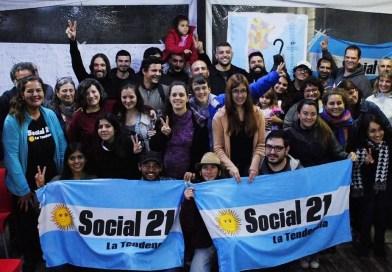 """SOCIAL 21 PRESENTA """"LAS CURVAS DE TREBER"""""""