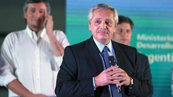 ALBERTO FERNÁNDEZ PRESENTÓ UN NUEVO PROGRAMA NACIONAL EN MORENO