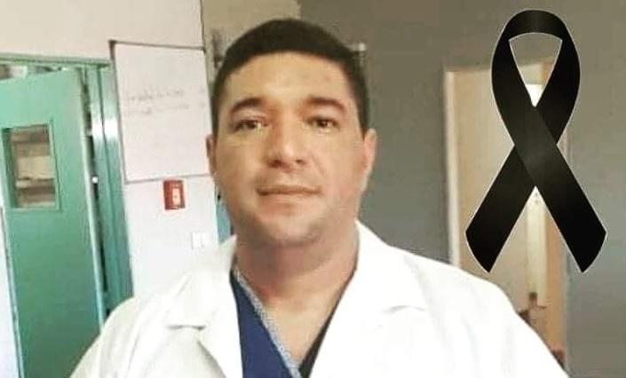 MERLO: FALLECIÓ A CAUSA DEL COVID EL DR. RODRIGO HOYOS