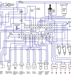 secu 3i wiring example for v8 full sequential injection  [ 3478 x 2100 Pixel ]