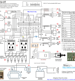 wiring diagrams for secu 3 units examples secu 3 ignition secu 3t full [ 1600 x 1485 Pixel ]