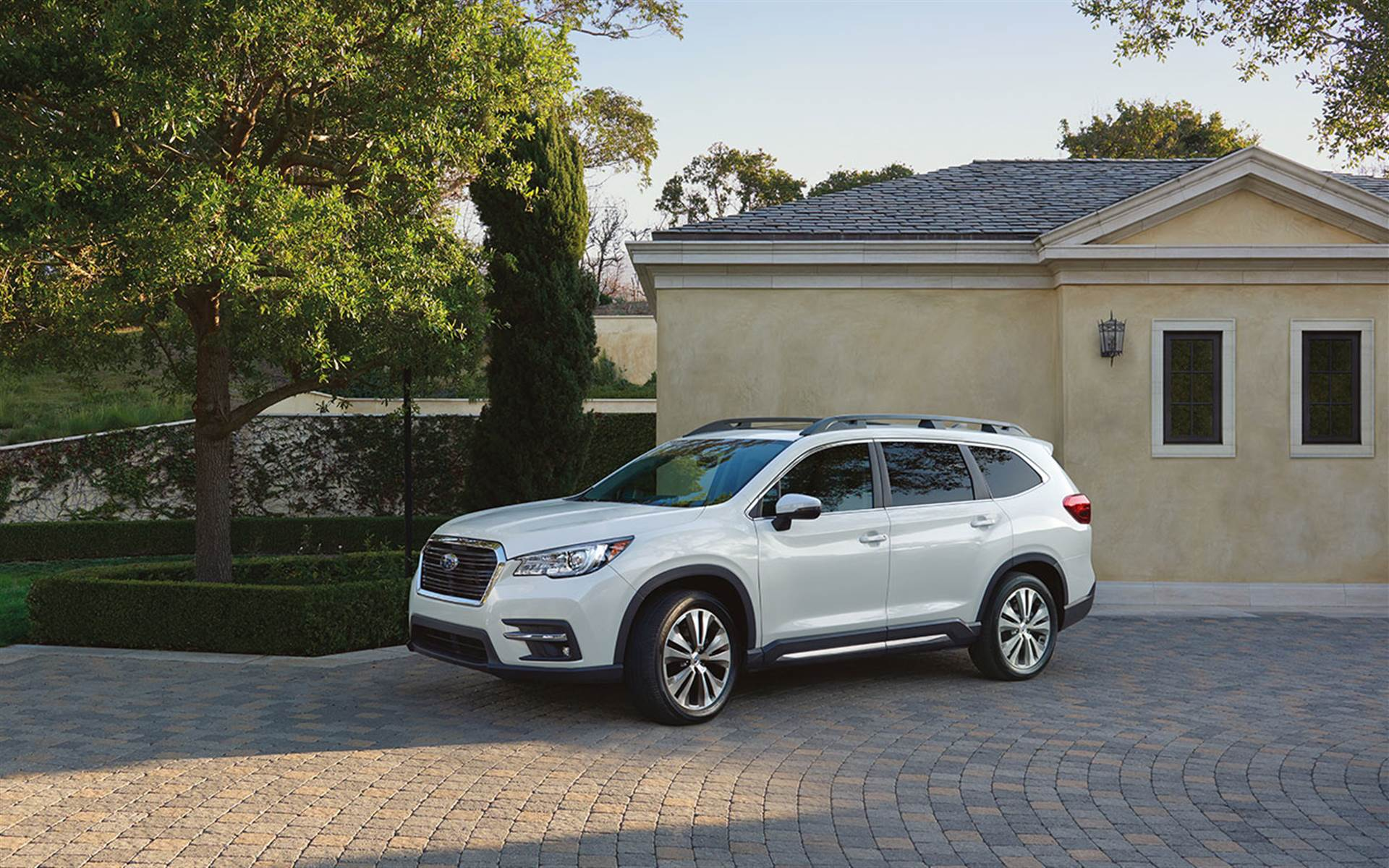 Suv With Captain Chairs Trim Levels Of The All New 2019 Subaru Ascent Lease Or Buy An