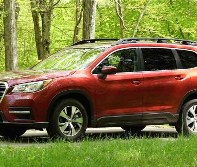Subaru Ascent By Consumer Reports